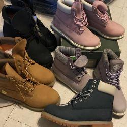 Boots Timberland soț / soții