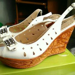 Sandals new size 39