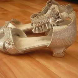 Sandalet tatil