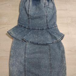 👗Jeans dress, 42-44
