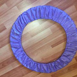 Hoop for rhythmic gymnastics