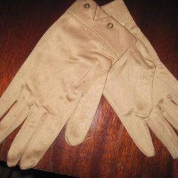 Hat, gloves, mittens new