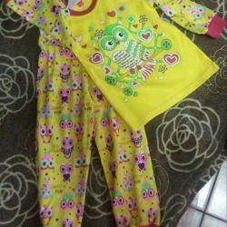 Pajamas for children, dense, excellent quality