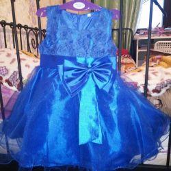 Dress is festive