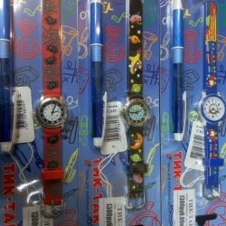 Children's wristwatches of St. Petersburg in St. Petersburg
