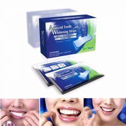 New teeth whitening strips
