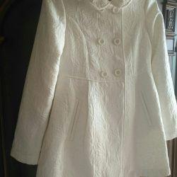 Coat (spring) size 146