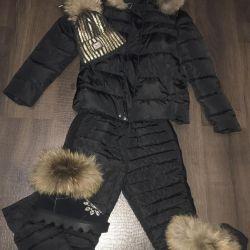 Спортивный костюм евро зима