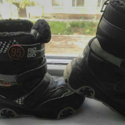 Kışlık botlar ve botlar