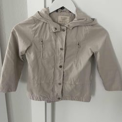 Children's windbreaker Zara 4-6 years
