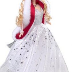 Barbie Holiday 2001