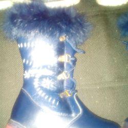 нові чобітки
