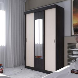 Sliding wardrobe 3-door NEW