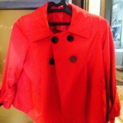 jacket cloak