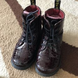 Patent deri ayakkabı