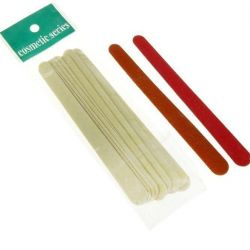 A set of sandpaper 12 pcs. disposable