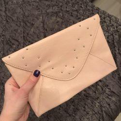 Swarovski clutch bag