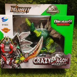 Dinozaurii Transformatori