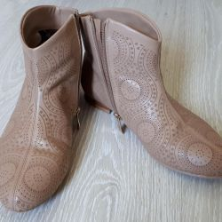 Boots beige 38 rr