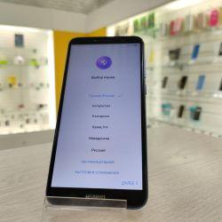 Huawei y6 prime 2018, 8 nuclee, amprentă