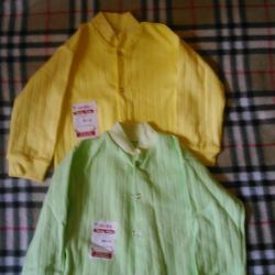 New blouses, pp 86 + gift