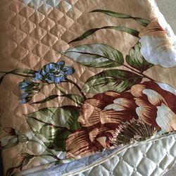κλινοσκεπάσματα για 2 x διπλό κρεβάτι
