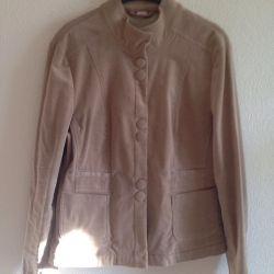 Jacheta pentru femei Velveteen