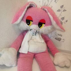 Hare soft big toy 110 cm