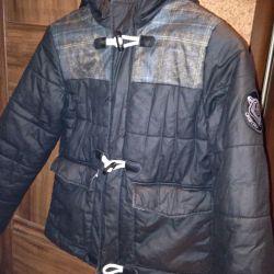 Непромокаемая куртка на мальчика