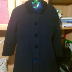 Coat Little schoolgirl