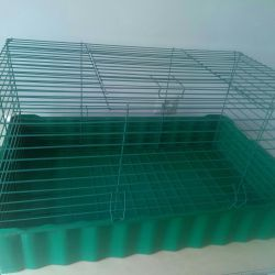 Cage 79 * 46 * 42 rabbit, pigs, hedgehogs