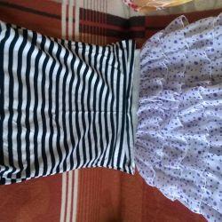 Top + φούστα