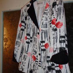 Jacket elegant p 56