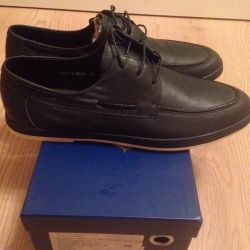 New leather shoes !!!!!