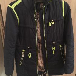 Jacket for a teenager