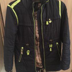 Genç için ceketi
