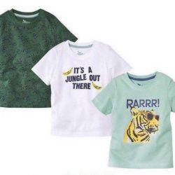 Yeni tişörtler 86-92 büyüme Almanya