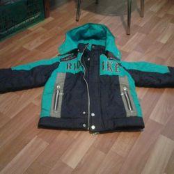 Куртка на весну рост 110-116