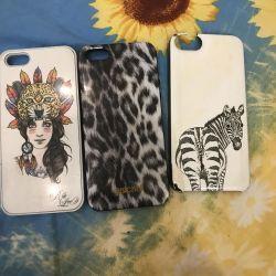 Cazuri pentru iPhone 5 / 5s
