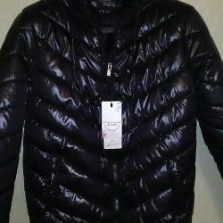 Mărimea sacoului cald 46