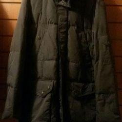 Мужские теплые куртки