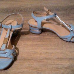 Sandals (sandals) 38 rr