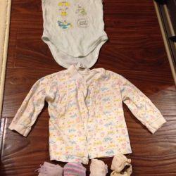 Children's set 3-6 months