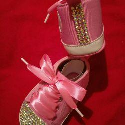 Children's slippers (sneakers) booties