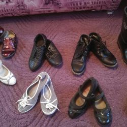 Footwear 32 - 36