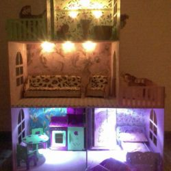 Doll house 1 metru