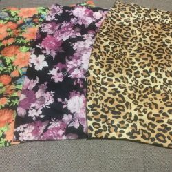 New skirts (2 pieces) 42-44 rr