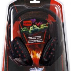 SmartBuy SBH-8400 PLATOON Ακουστικά με μικρόφωνο