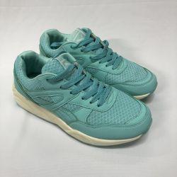 Кроссовки Puma голубые