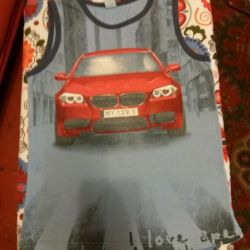 T-shirt for a boy 4-6years old
